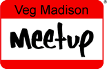 Veg Madison Meetup Group
