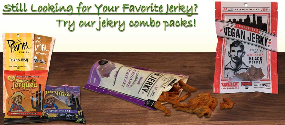 Jerky Combo Packs
