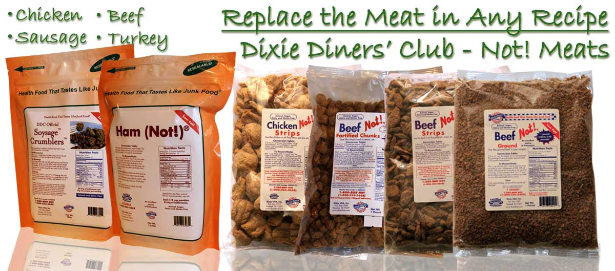 Dixie Diners Not Meat
