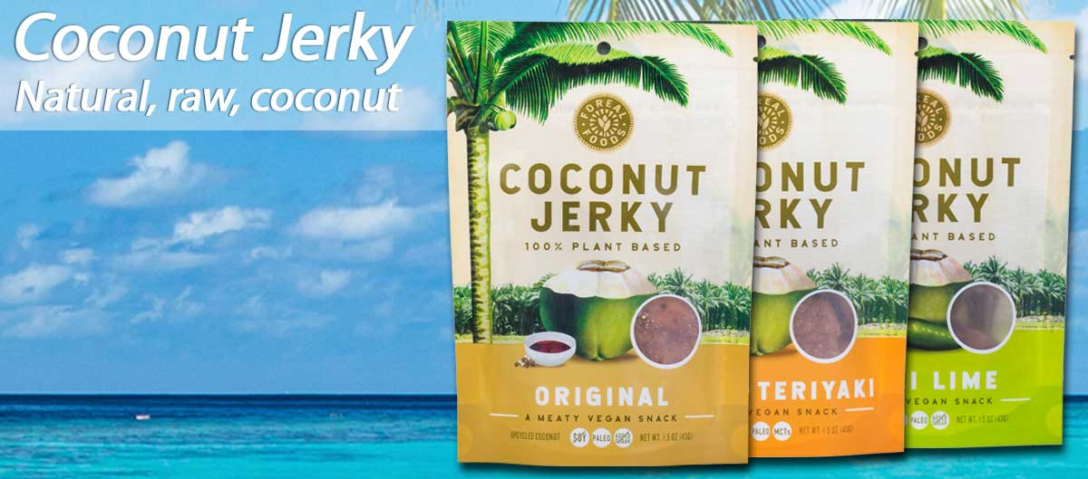 Foreal Cocoburg Coconut Jerky